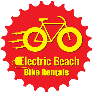 Electric Beach Bike Rentals